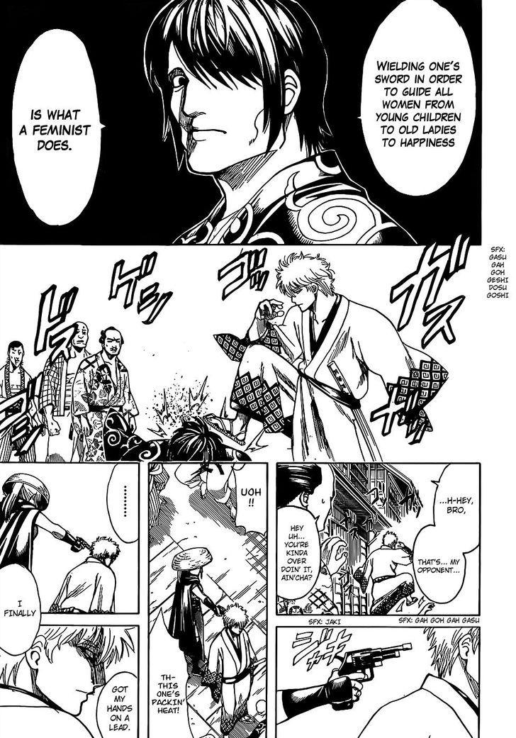 Gintama Chapter, 675 image 007