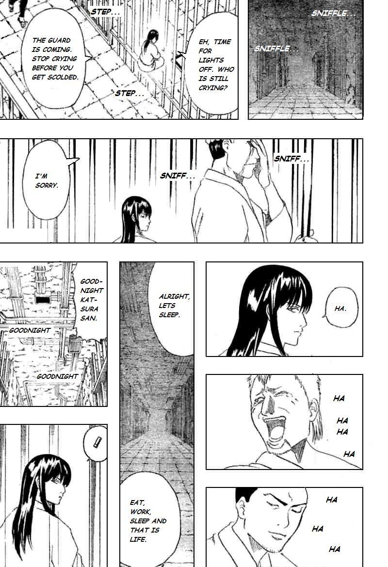 Gintama Chapter, 194 image 013