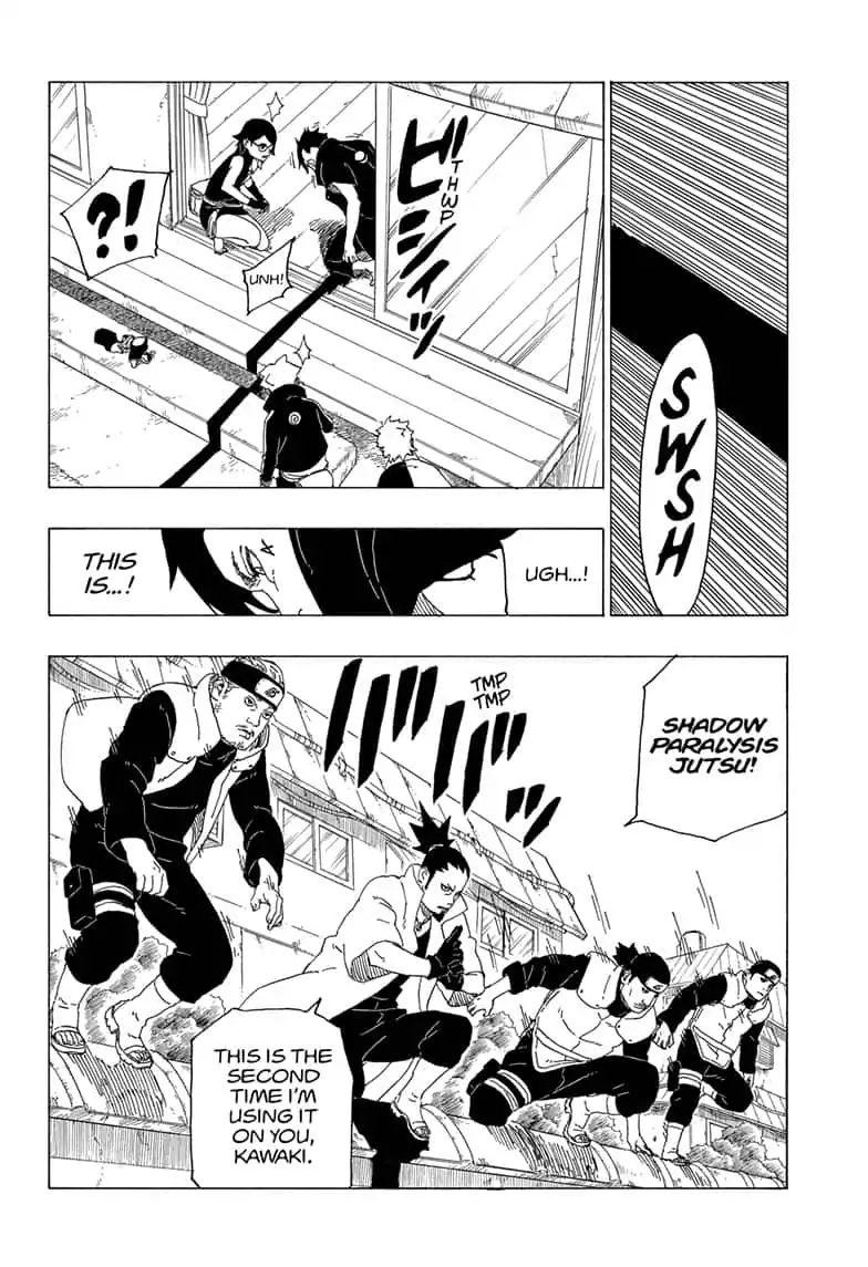 Boruto Manga, Chapter 39 image 004