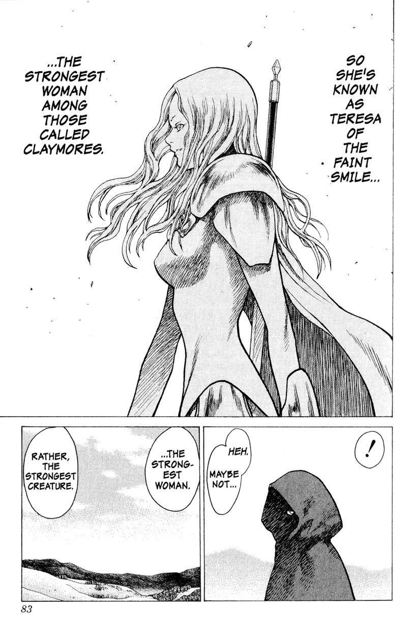 Claymore, Chapter 12 image 012