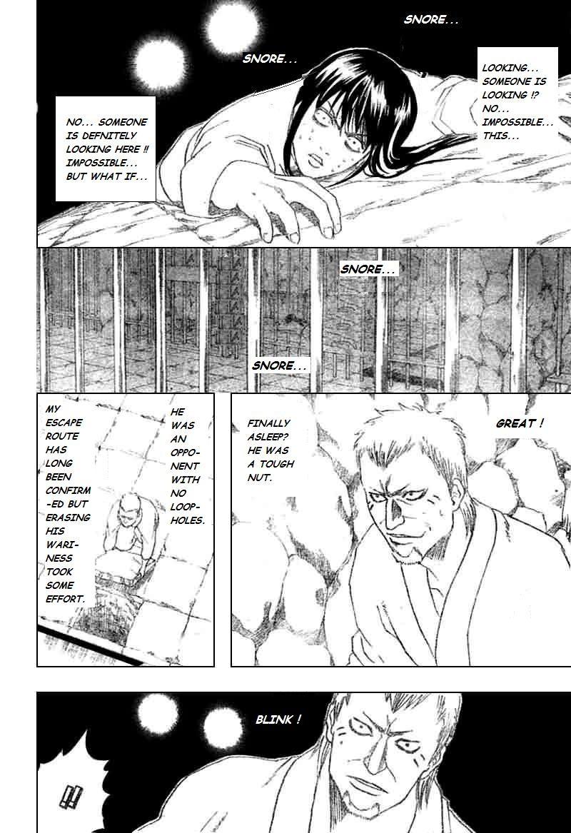 Gintama Chapter, 194 image 018