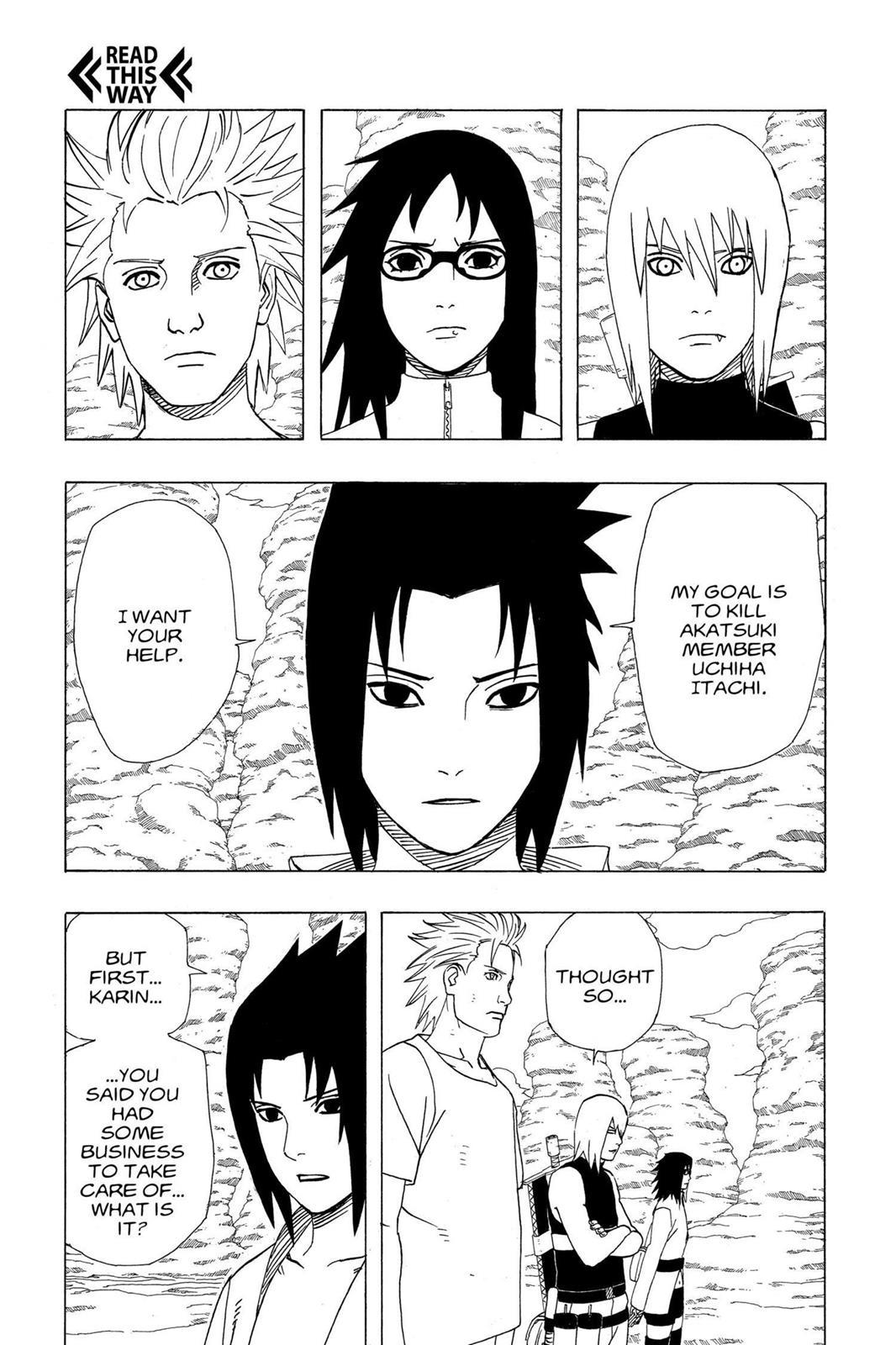 Naruto, Chapter 352 image 009