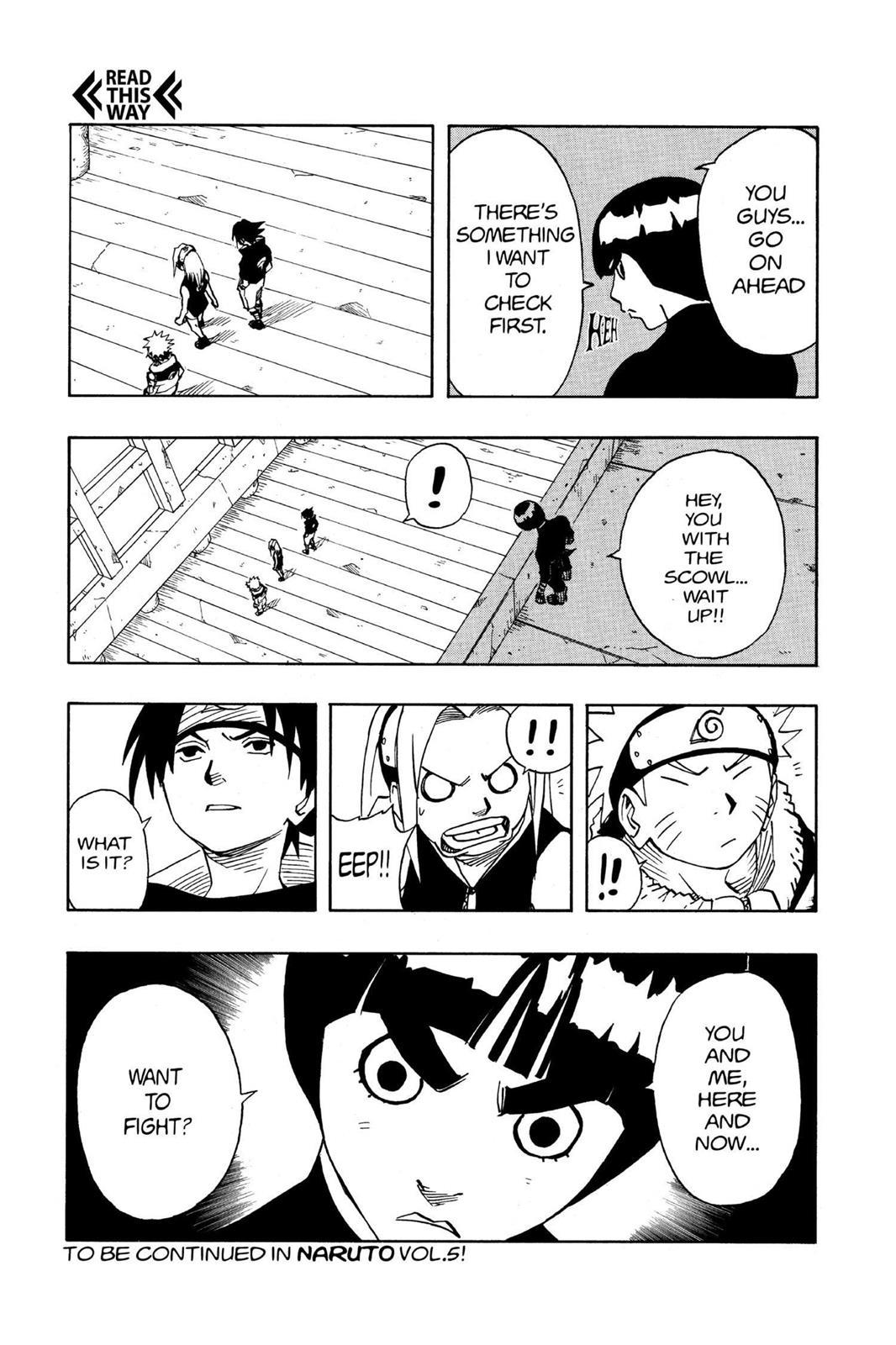 Naruto, Chapter 36 image 019