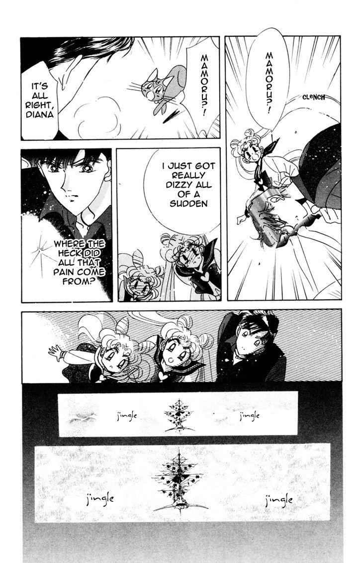 Sailor Moon, Cahpter 39 image 006