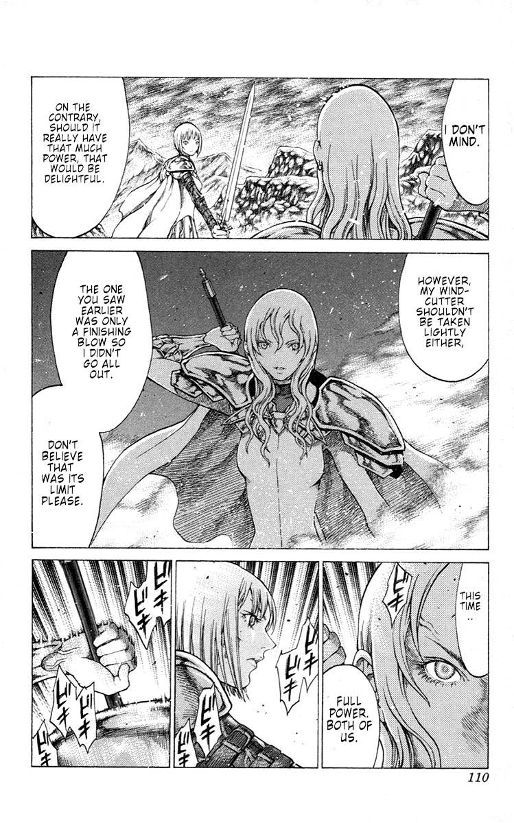 Claymore, Chapter 55 image 008