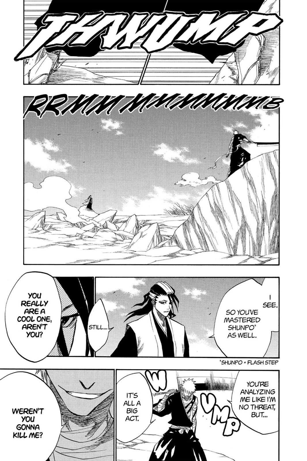 Bleach, Chapter 160 image 011