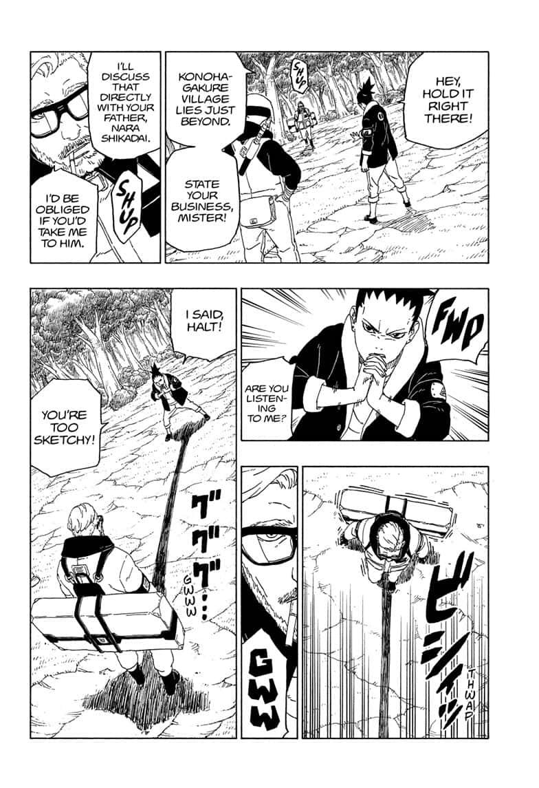 Boruto Manga, Chapter 44 image 026