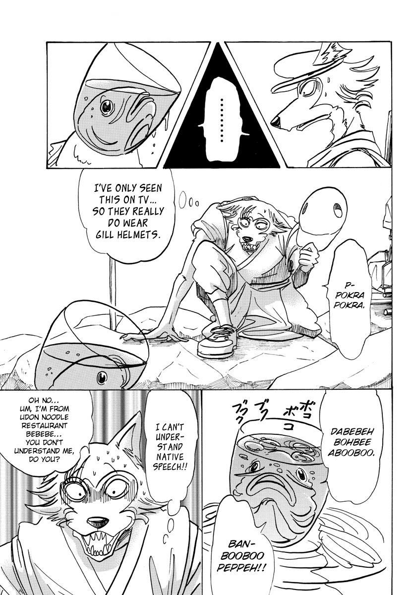 Beastars Manga, Chapter 108 image 013