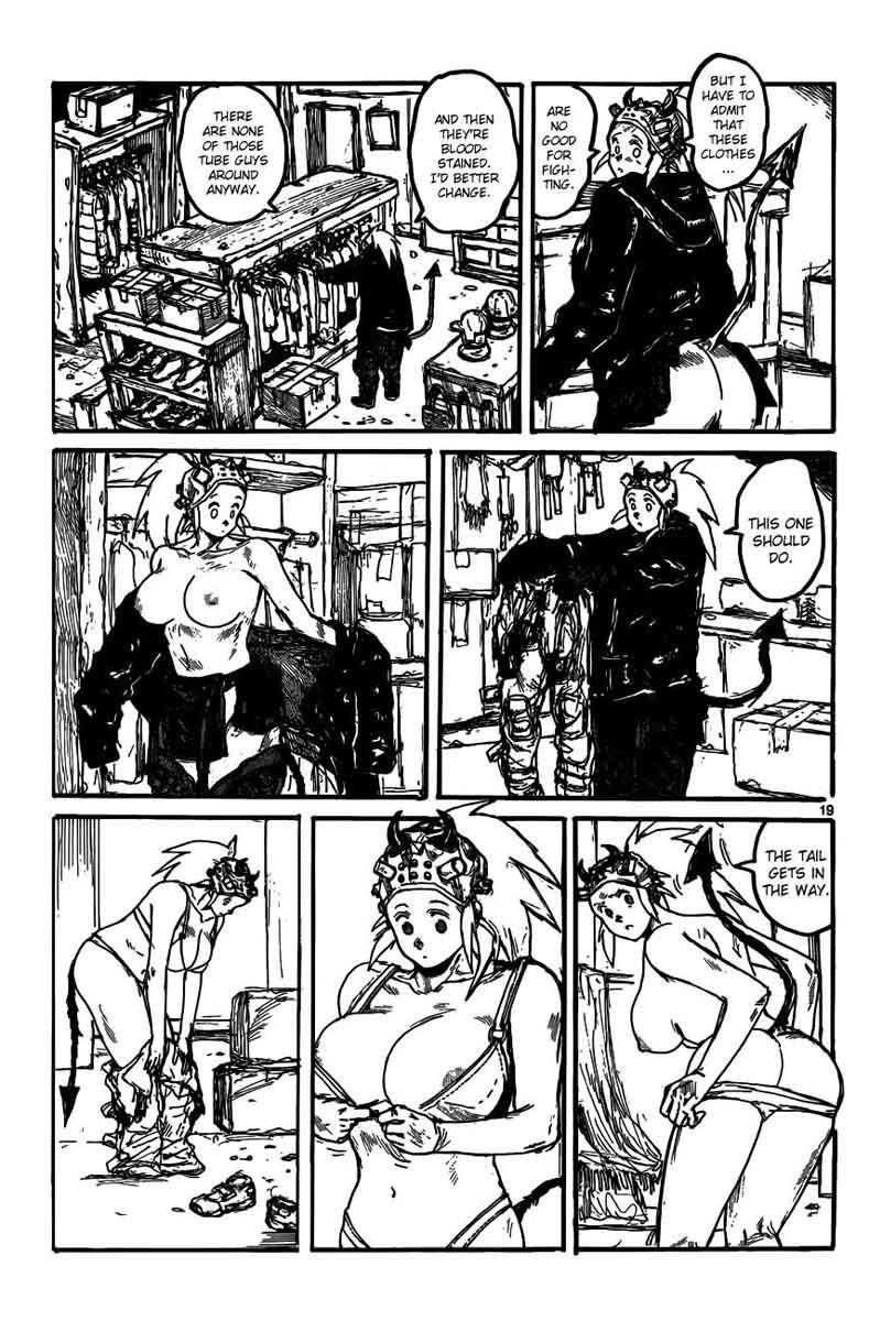 Dorohedoro, Chapter 117 image 021