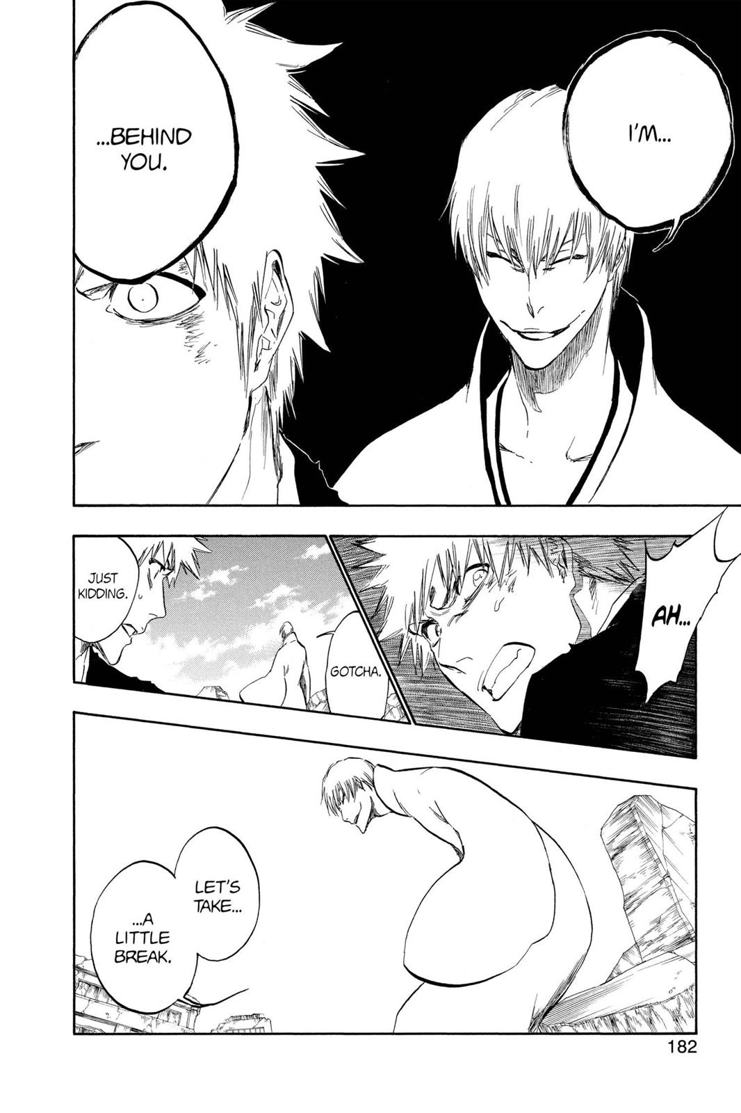 Bleach, Chapter 404 image 010