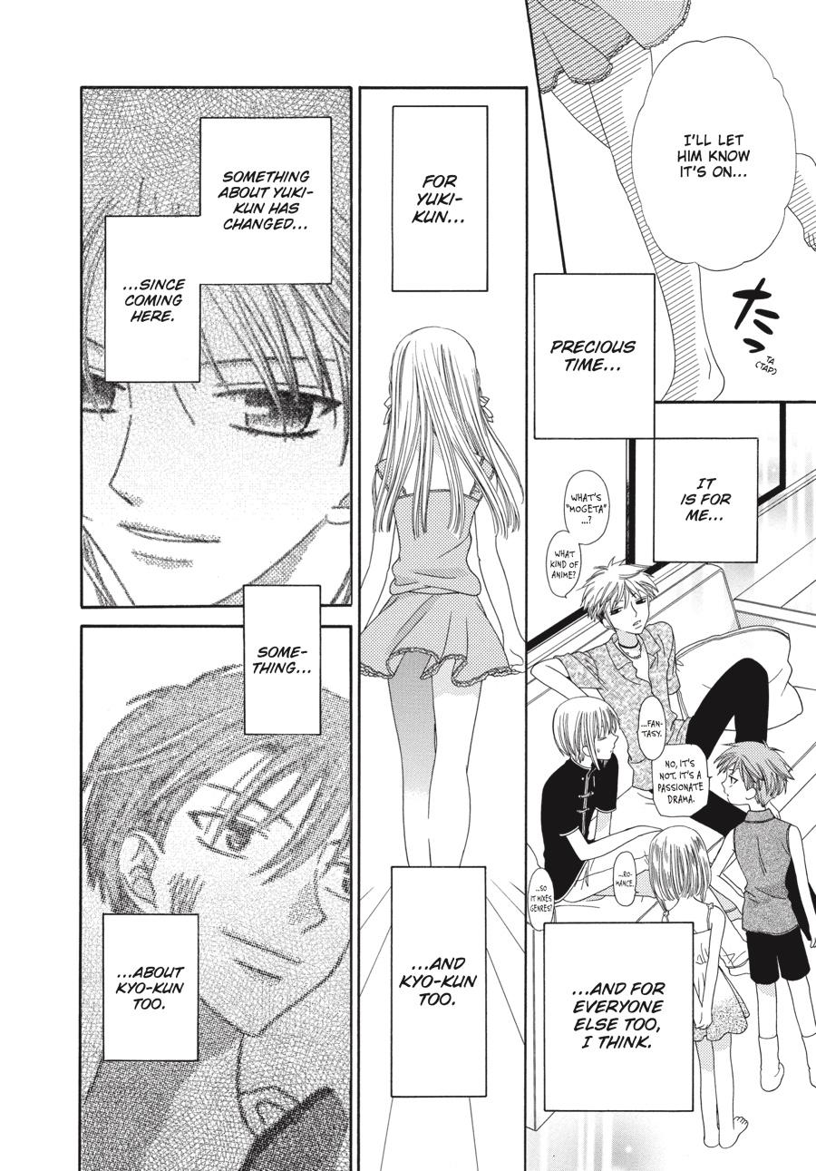 Fruits Basket, Chapter 64 image 008