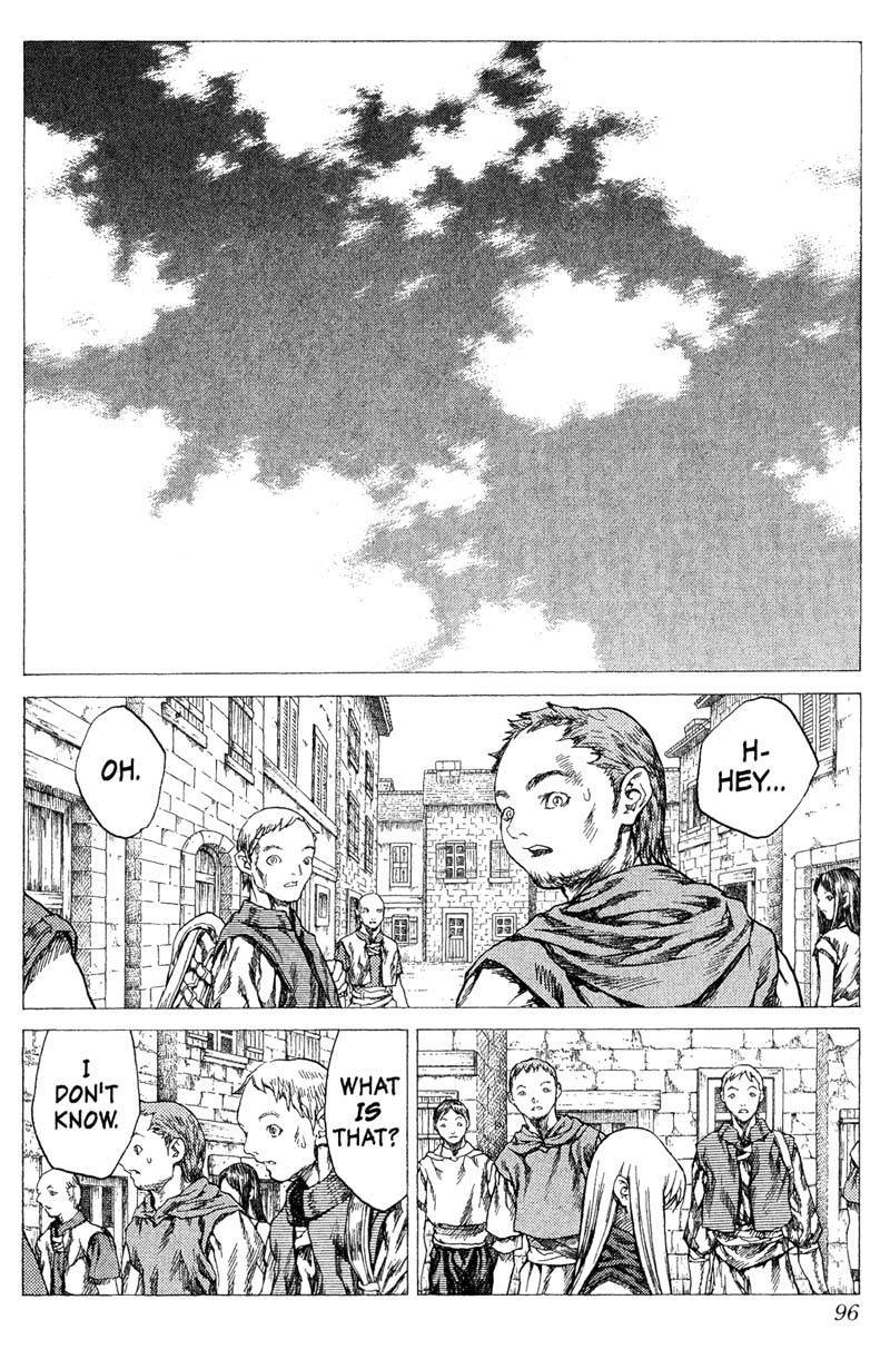 Claymore, Chapter 24 image 022