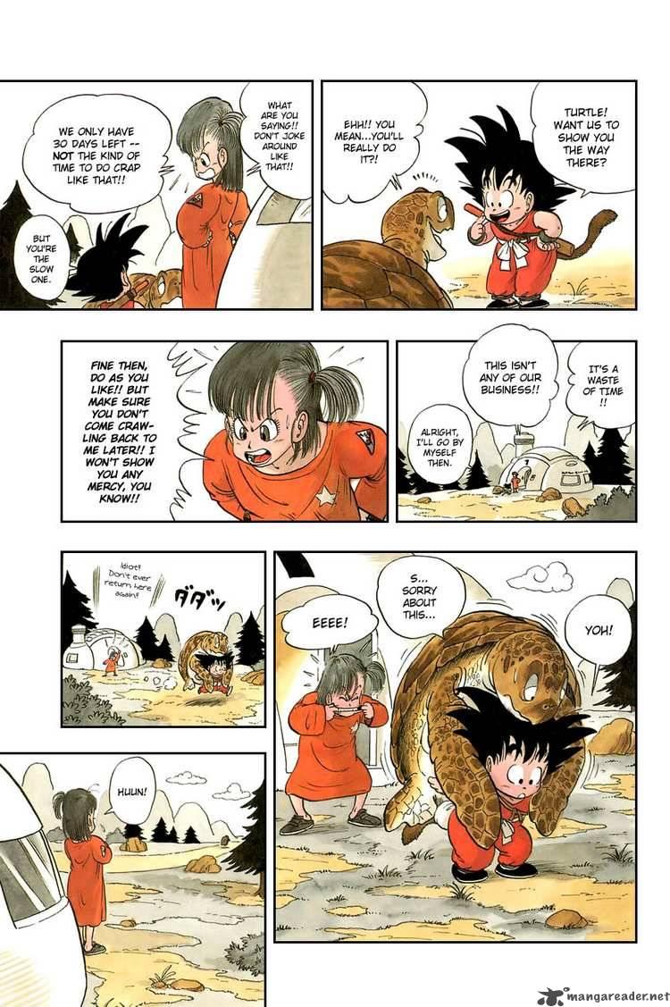 Dragon Ball, Chapter 3 image 006