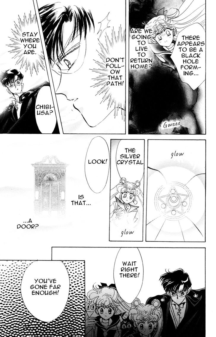 Sailor Moon, Cahpter 19 image 023