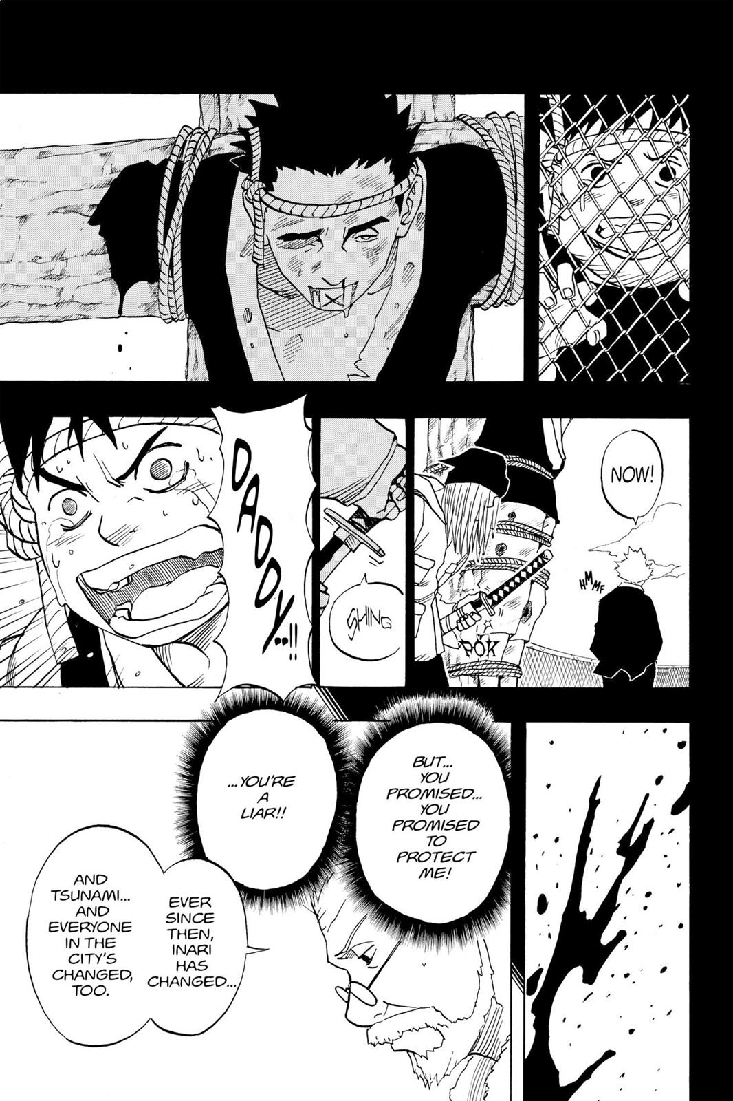 Naruto, Chapter 20 image 017