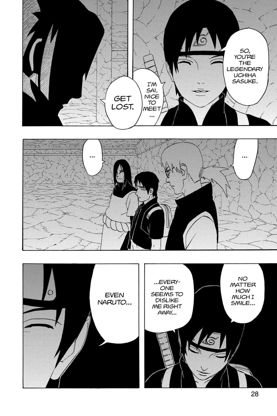 Naruto, Chapter 301 image 004