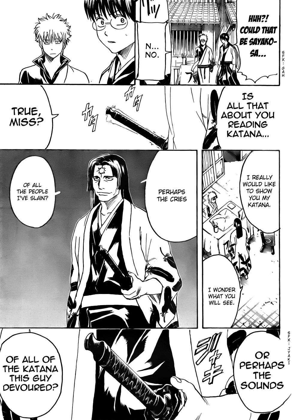 Gintama Chapter, 424 image 017