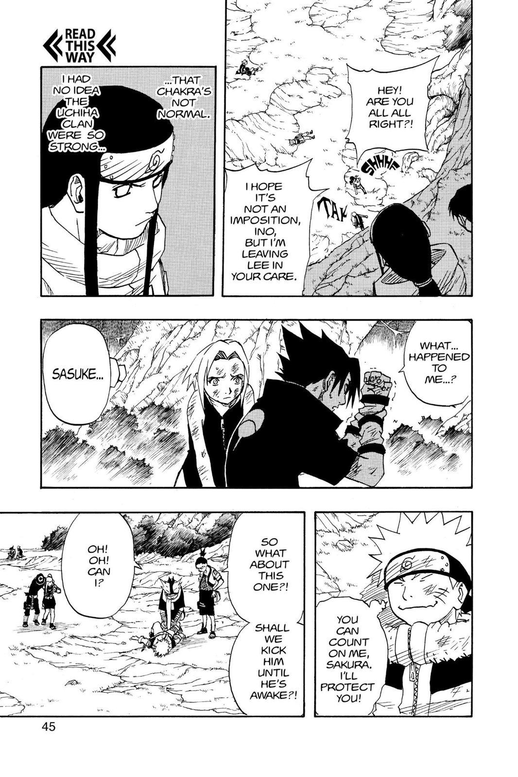 Naruto, Chapter 56 image 019