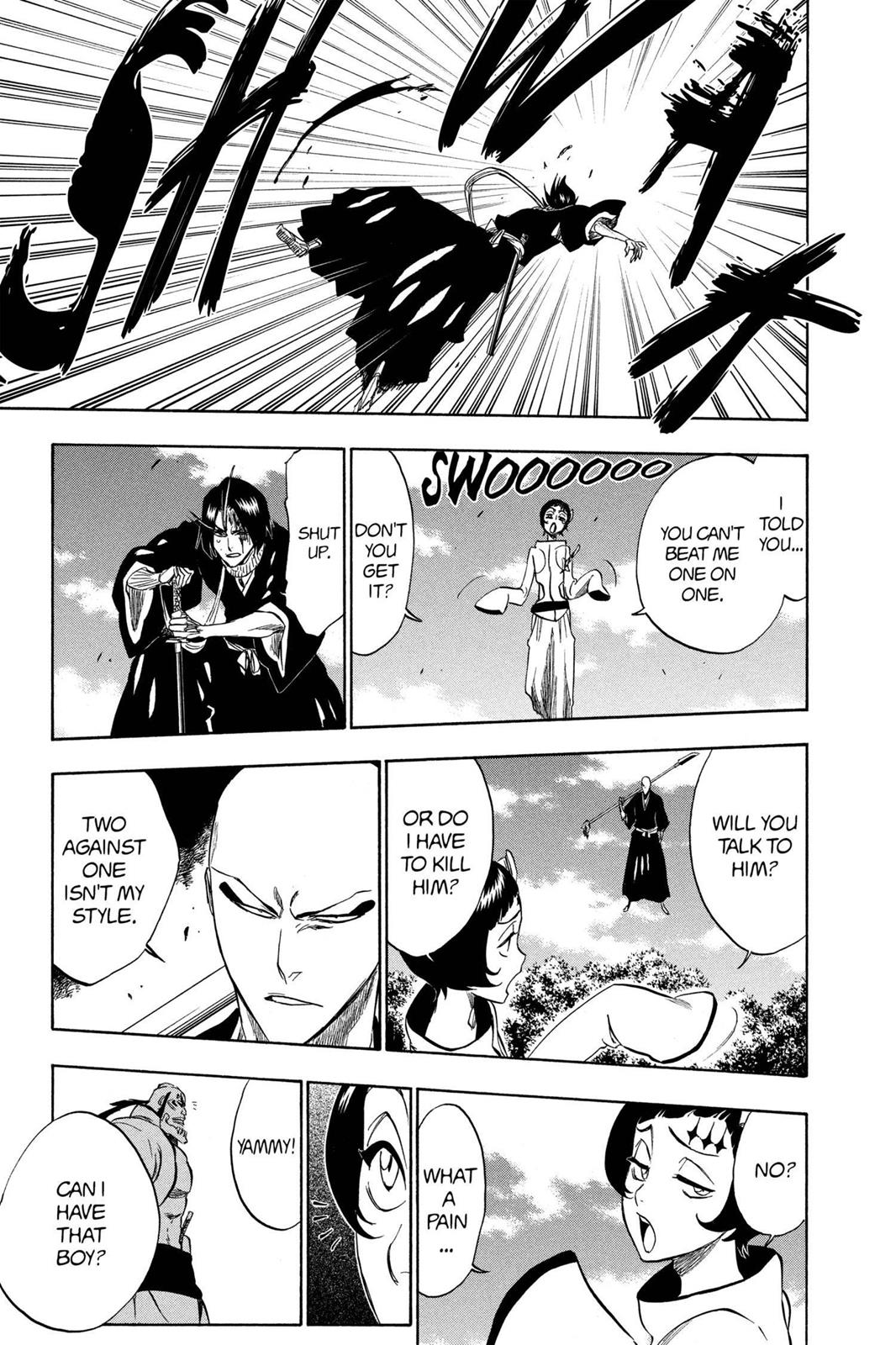 Bleach, Chapter 231 image 017