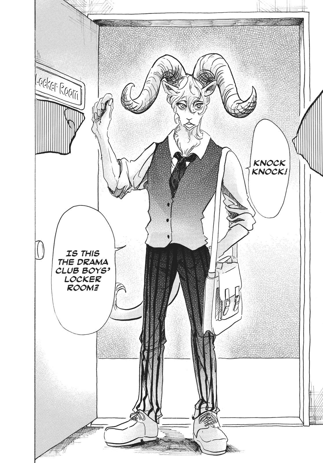 Beastars Manga, Chapter 58 image 010