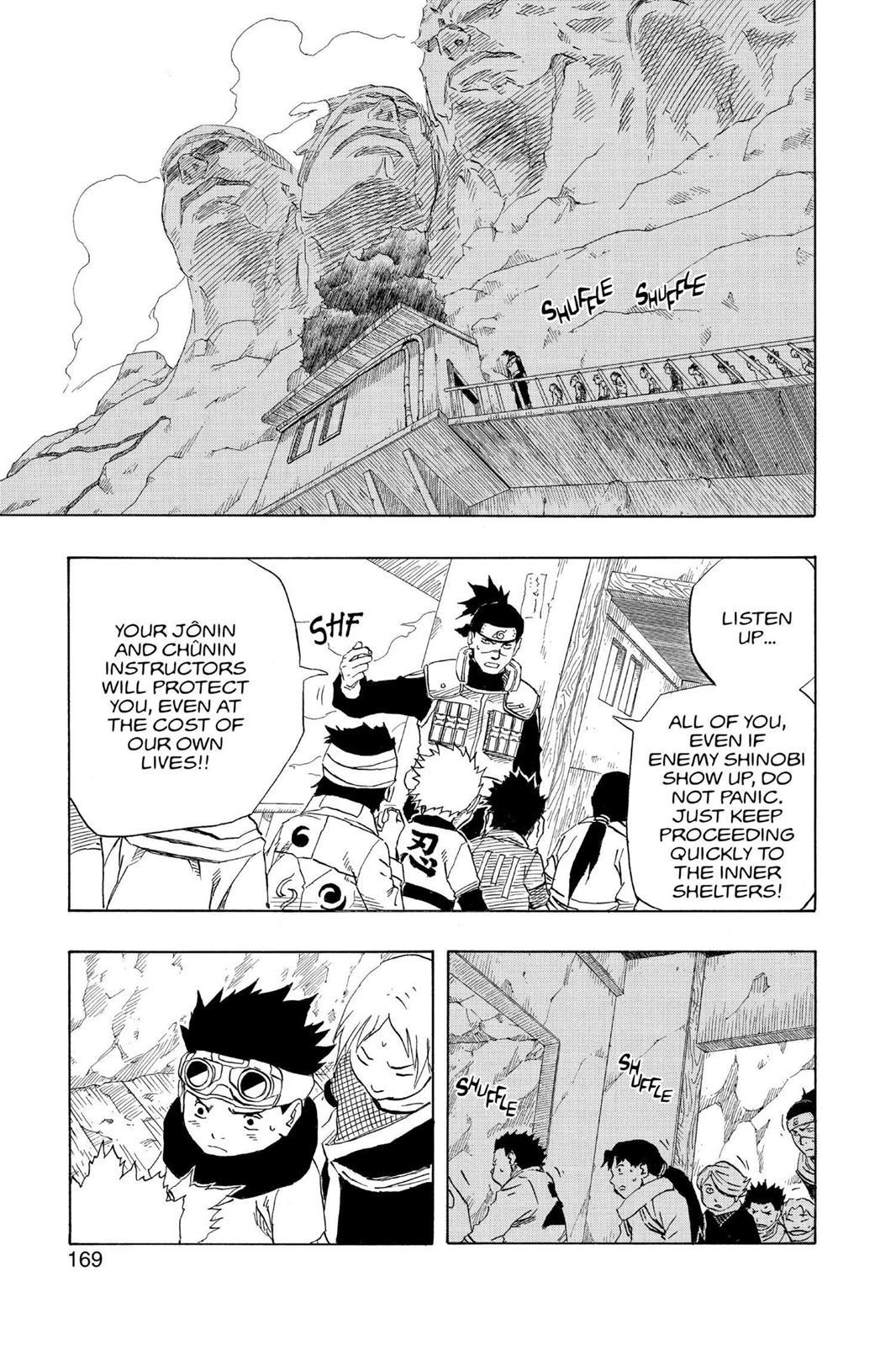 Naruto, Chapter 126 image 011