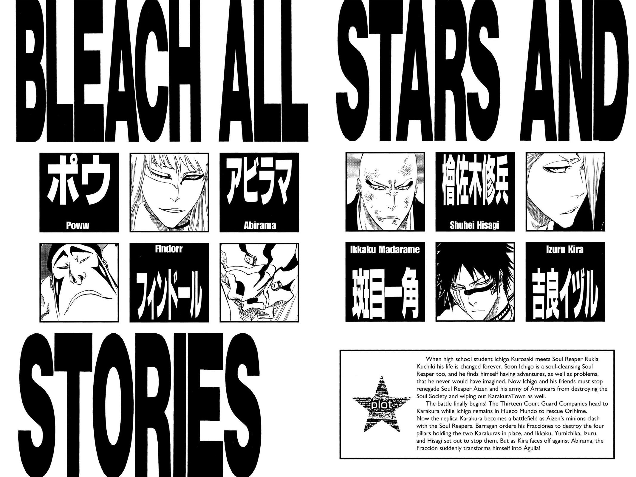 Bleach, Chapter 323 image 005