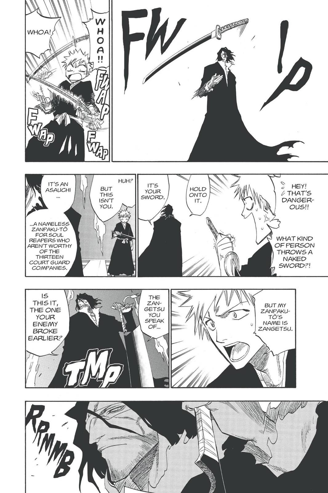 Bleach, Chapter 110 image 014