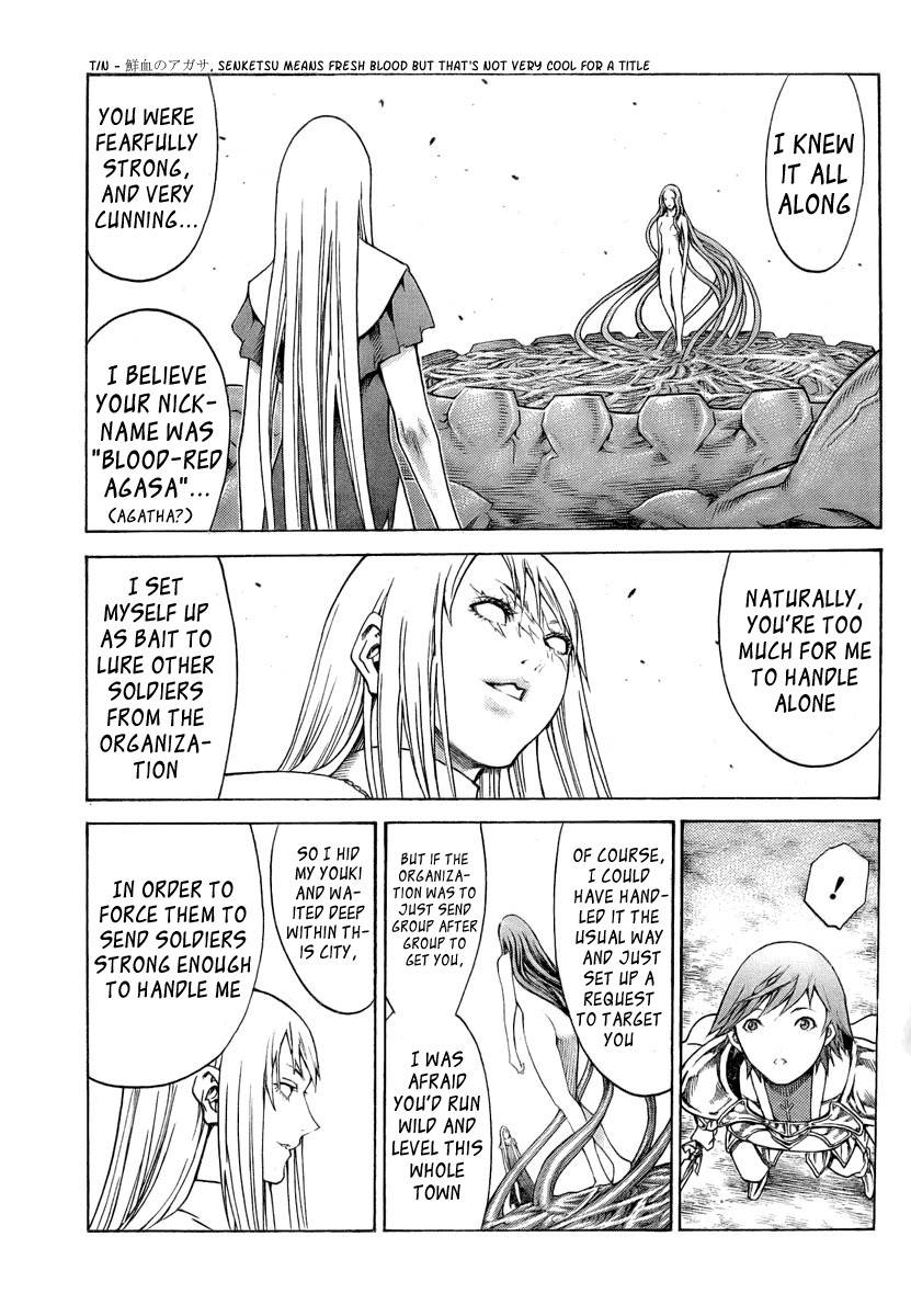 Claymore, Chapter 75 image 021