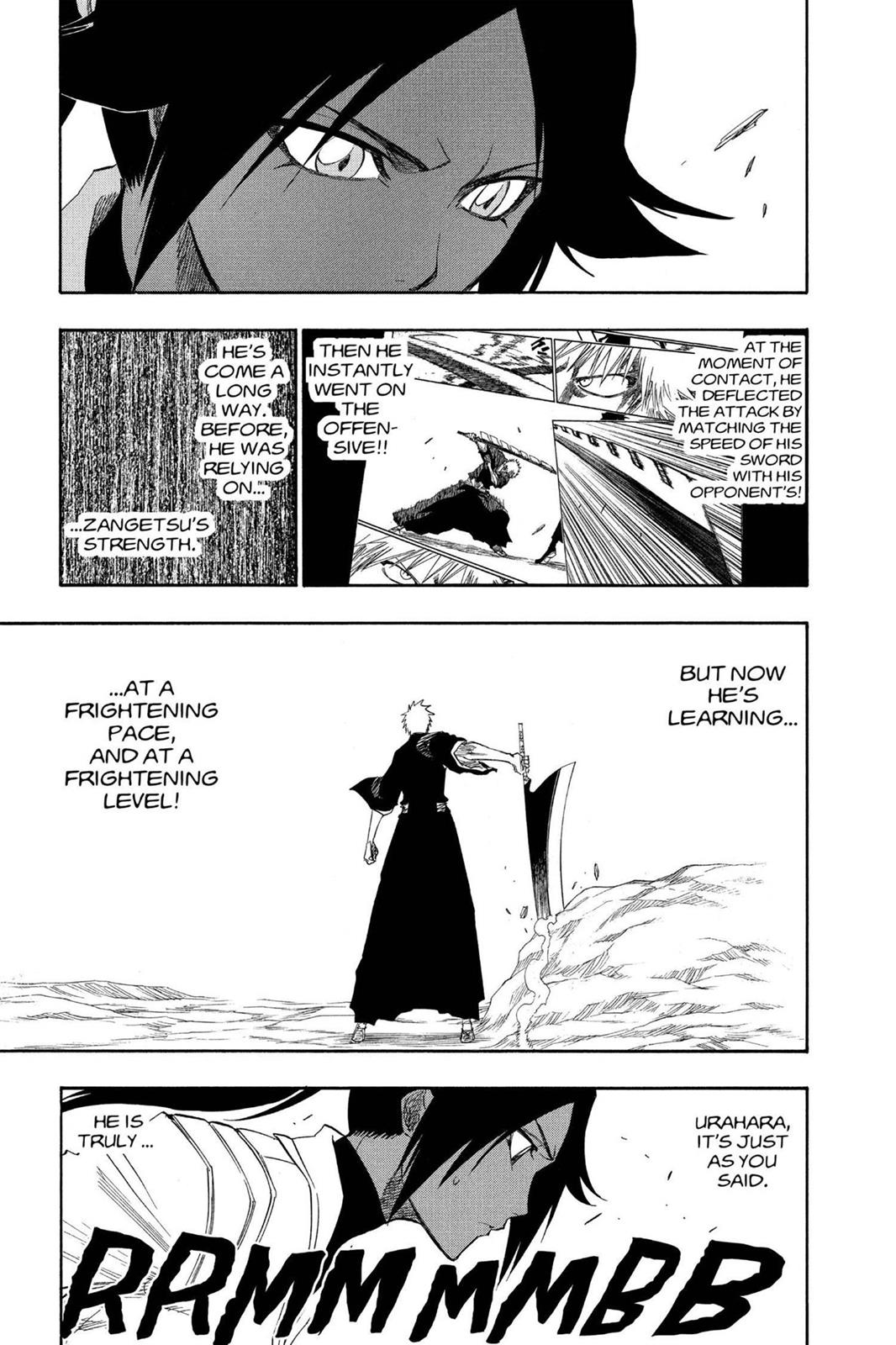 Bleach, Chapter 129 image 015