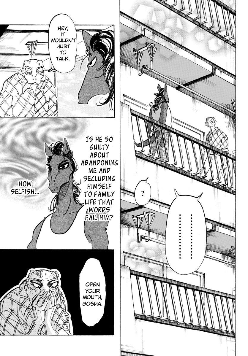Beastars Manga, Chapter 112 image 004