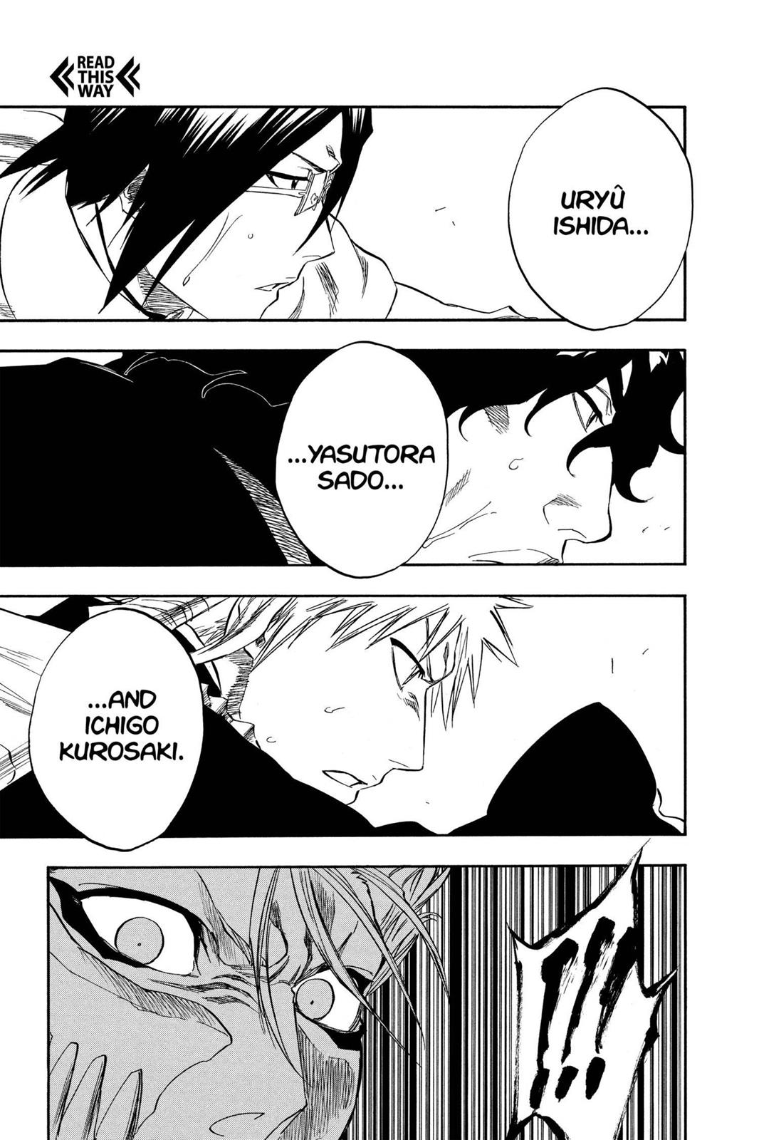 Bleach, Chapter 245 image 004