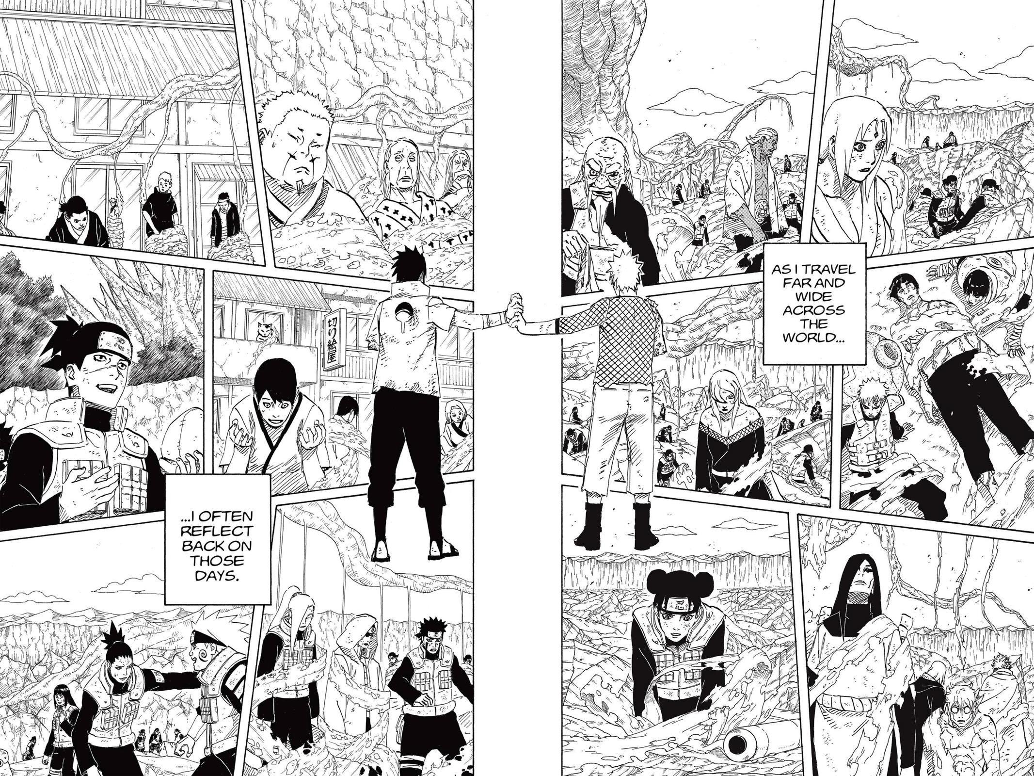 Naruto, Chapter 699 image 010