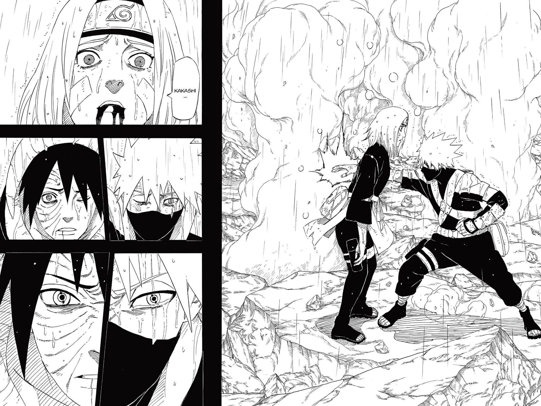 Naruto, Chapter 604 image 019