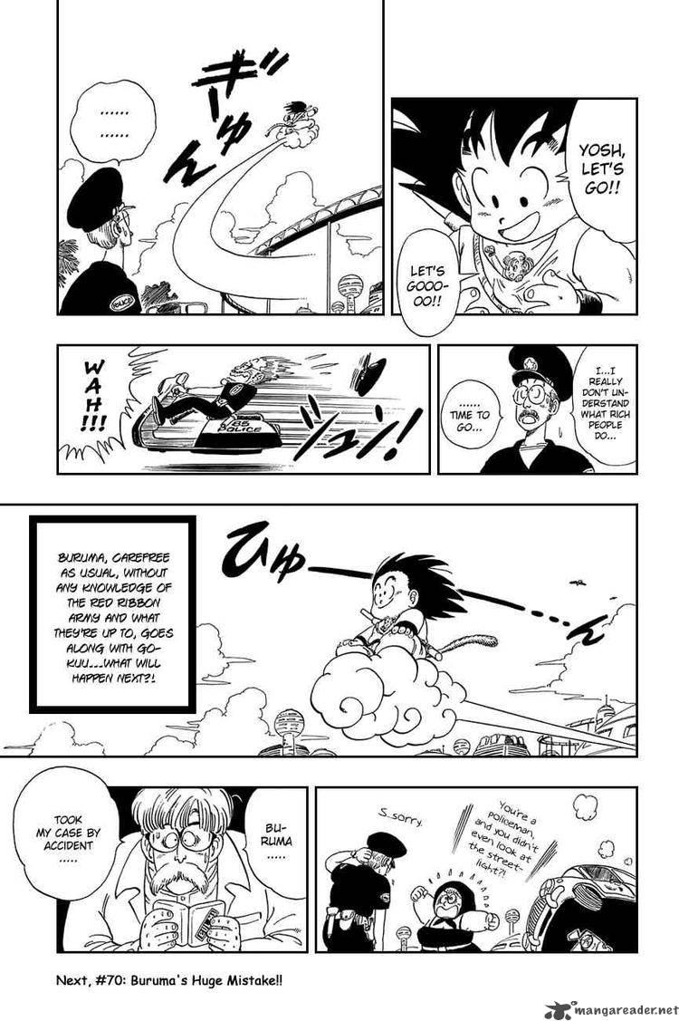 Dragon Ball, Chapter 69 image 014