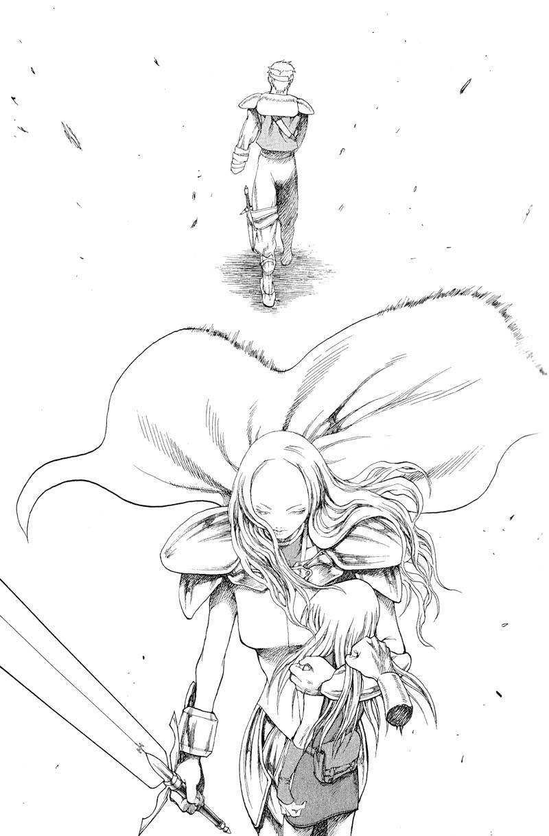 Claymore, Chapter 16 image 033