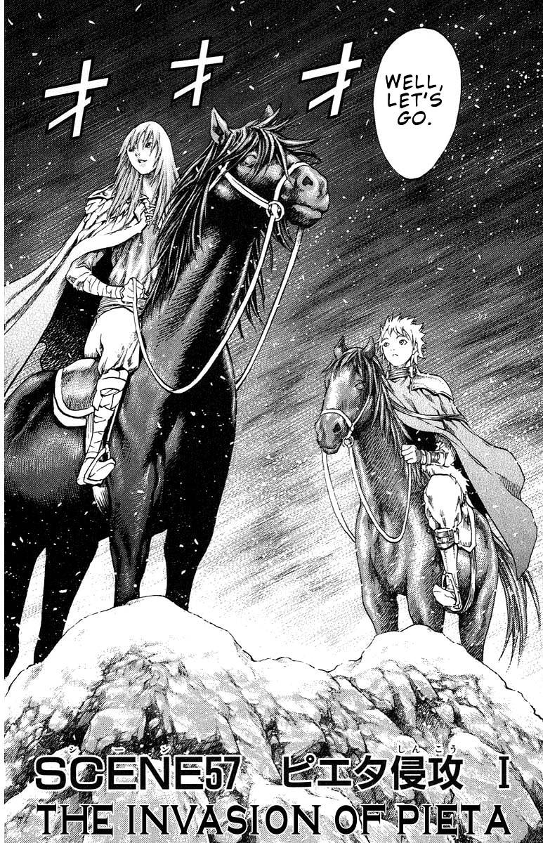 Claymore, Chapter 57 image 002