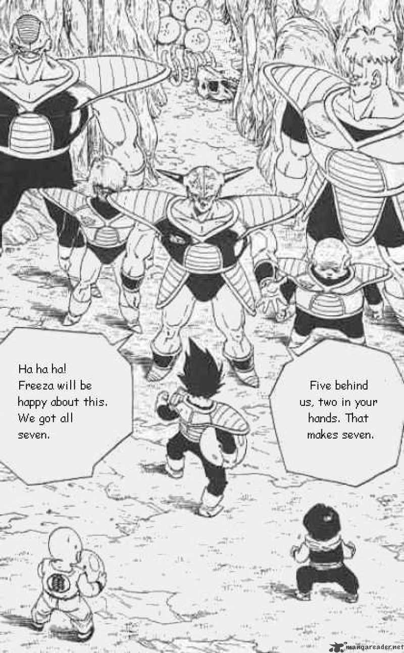 Dragon Ball, Chapter 273 image 001