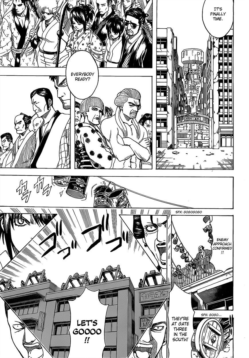 Gintama Chapter, 615 image 005