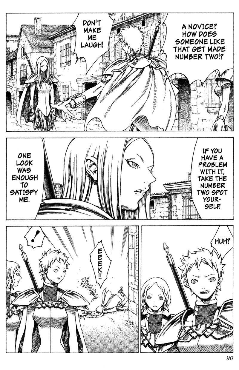 Claymore, Chapter 18 image 019