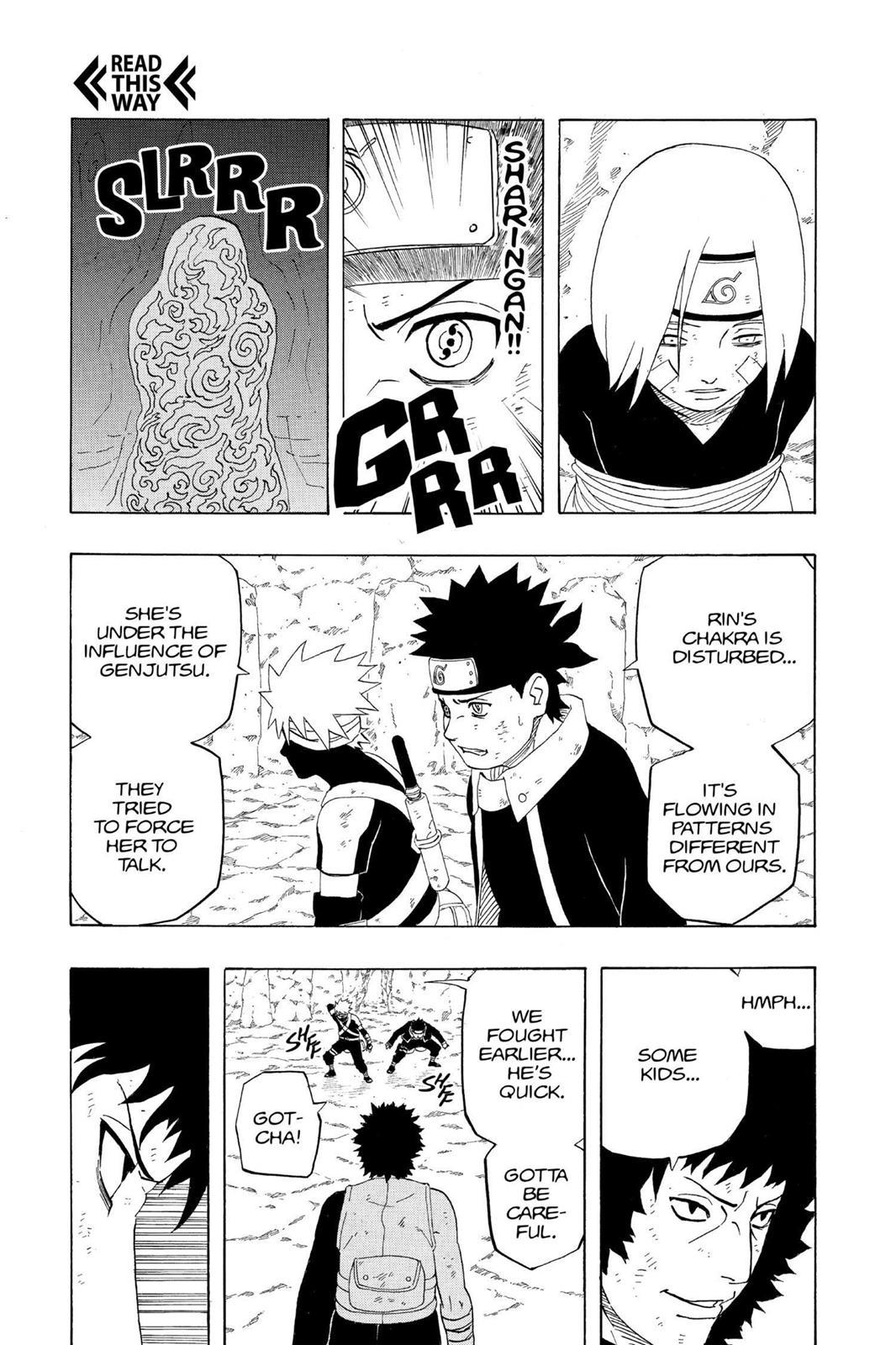Naruto, Chapter 243 image 005