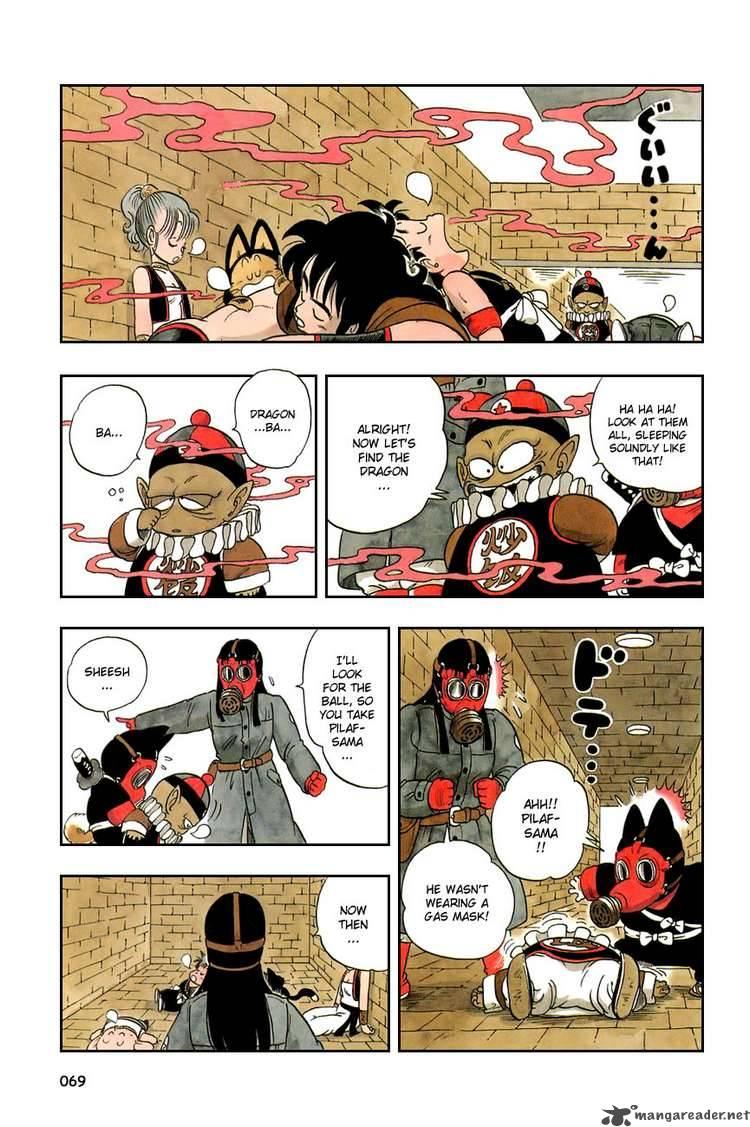 Dragon Ball, Chapter 19 image 010