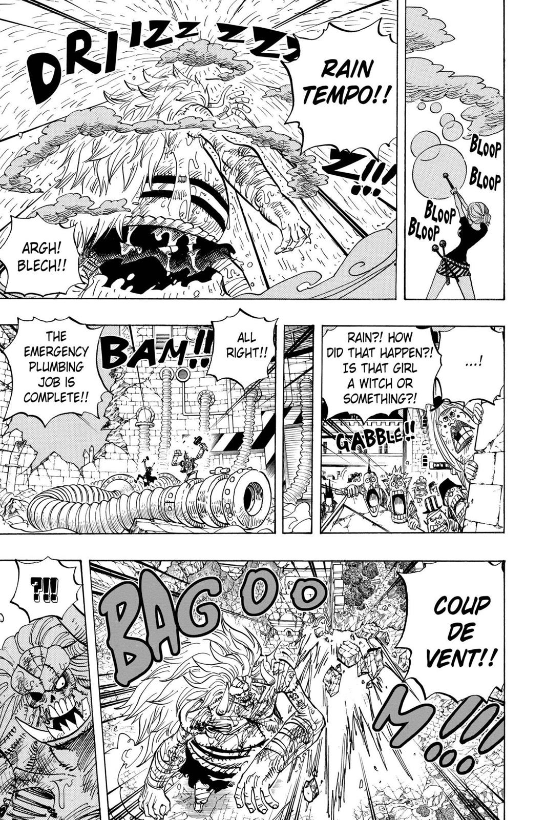 One Piece, Chapter 480 image 011