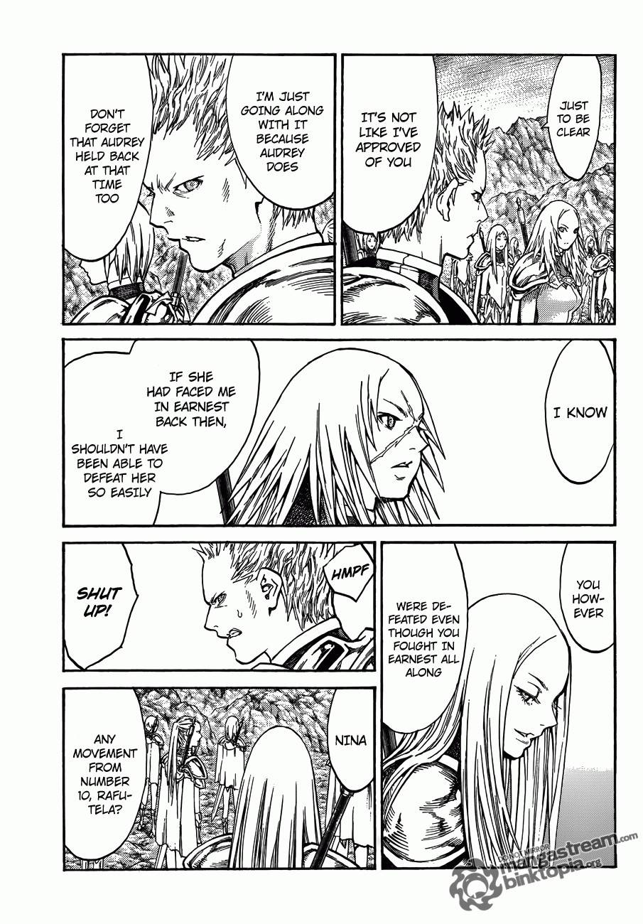 Claymore, Chapter 114 image 007