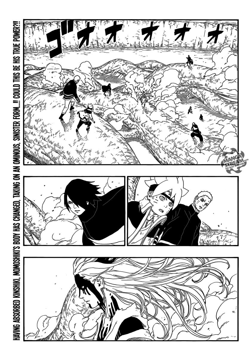 Boruto Manga, Chapter 8 image 003