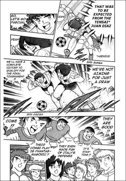Captain Tsubasa, Chapter 94 image 006