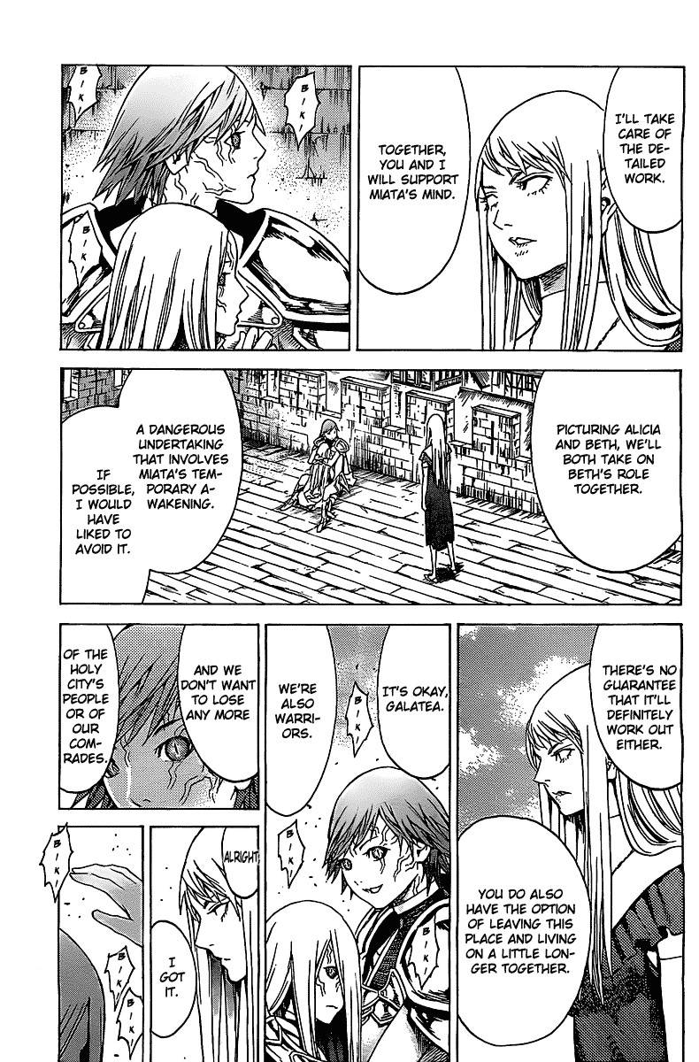 Claymore, Chapter 139 image 022