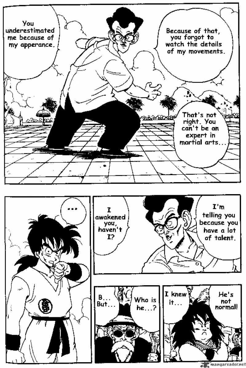 Dragon Ball, Chapter 174 image 012