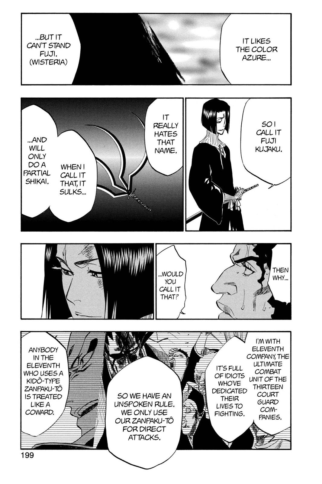 Bleach, Chapter 322 image 005