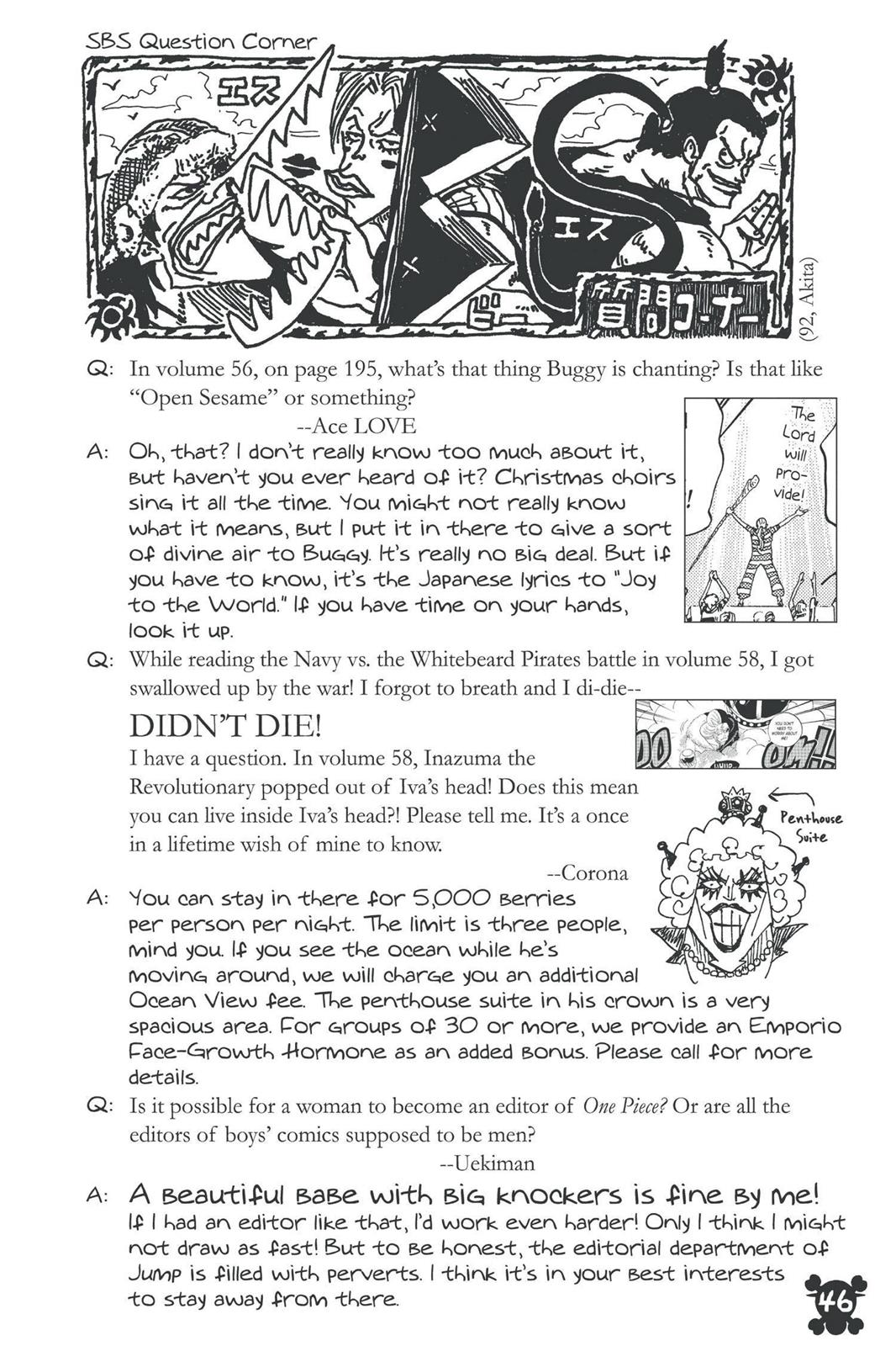 One Piece, Chapter 586 image 020