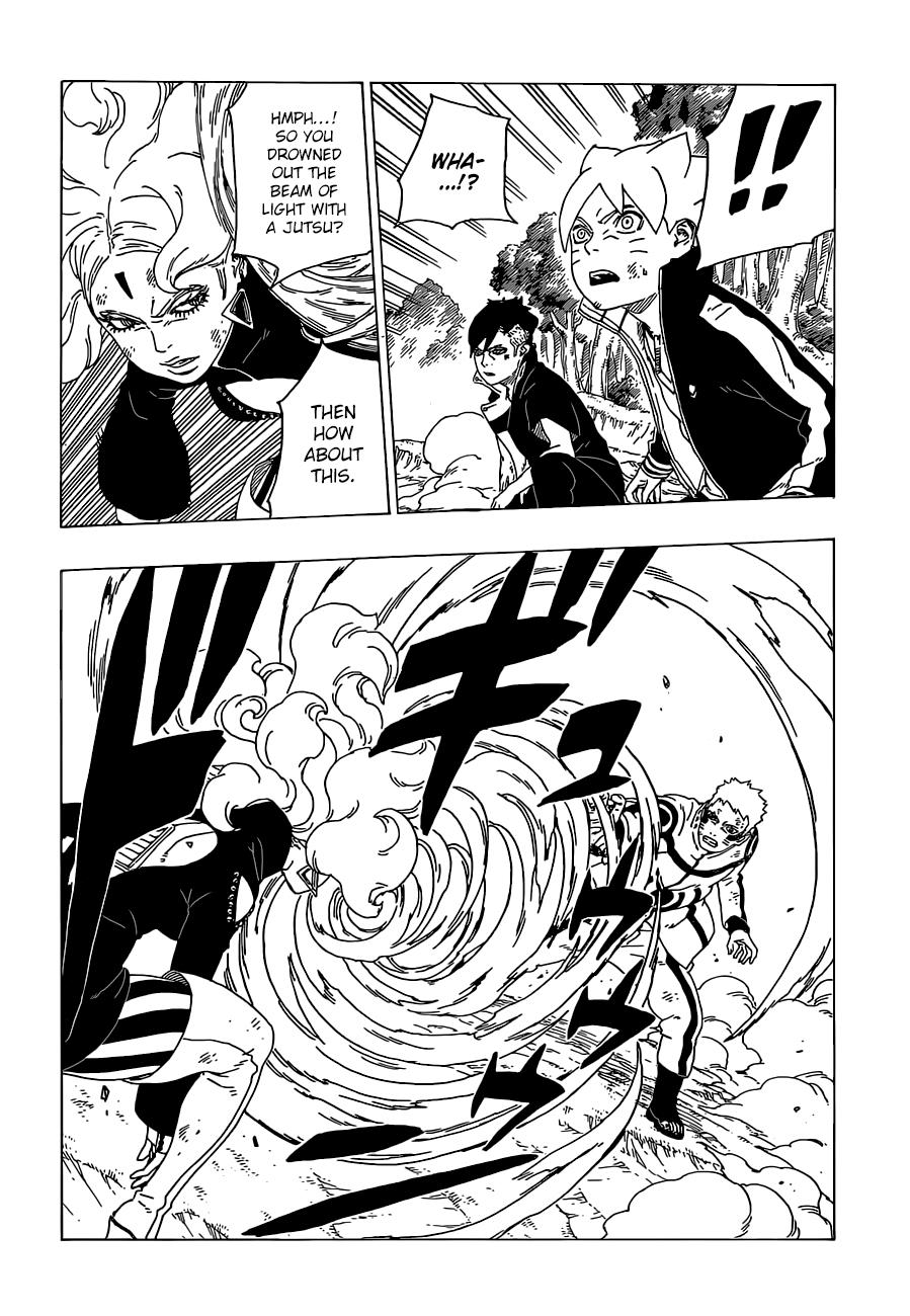Boruto Manga, Chapter 33 image 019